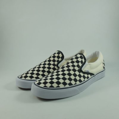 Giày Vans Checkerboard slip-on classic size 47 MS 3247